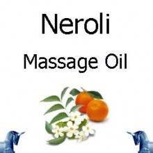Neroli Massage Oil