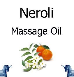 Neroli Massage Oil