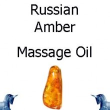 Russian Amber Massage Oil