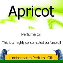 Apricot perfume oil