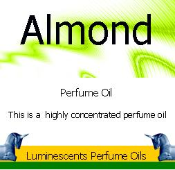 Almond Perfume Oil