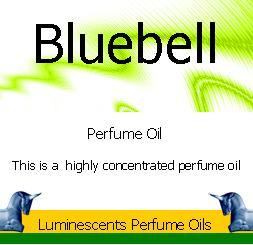 english bluebell perfume oil