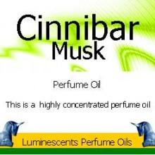 Cinnibar Musk Perfume Oil