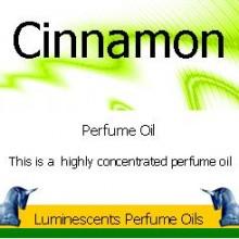 cinnamon perfume oil
