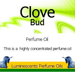 Clove Bud Perfume Oil
