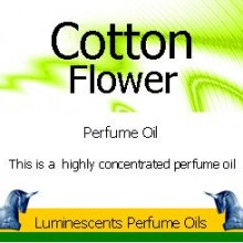 Cotton Flower Perfume Oil