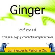 ginger perfume oil