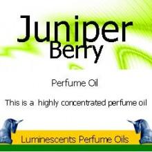 juniper berry perfume oil