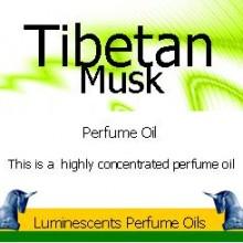 tibetan musk Perfume Oil