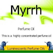 myrrh perfume oil