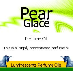 pear glace perfume oil