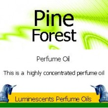 pine forest perfume oil