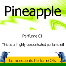 pineapple perfume oil