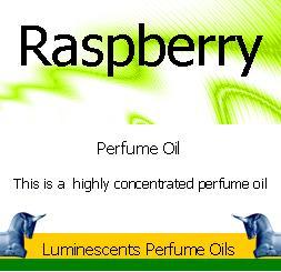 raspberry perfume oil