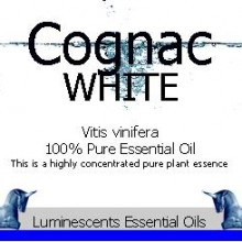 White Cognac essential oil