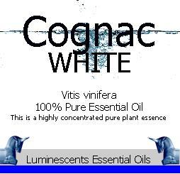 White Cognac essential oil