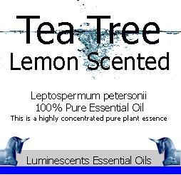 Tea Tree Lemon Scented
