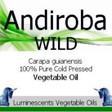 wild andiroba vegetable oil