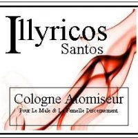 illyricos santos cologne atomiseur