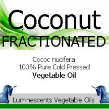 coconut fractionated oil