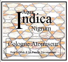 indica nigrum