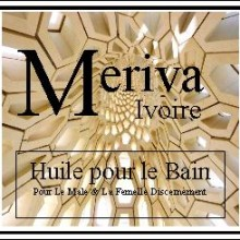 Meriva Ivoire Bath Oil