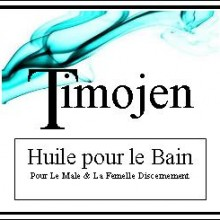 timojen bath oil