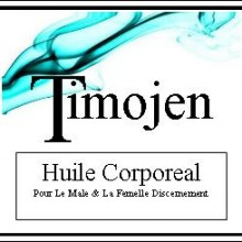 timojen body oil