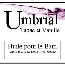Umbrial Bath Oil