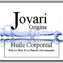 Jovari Body Oil