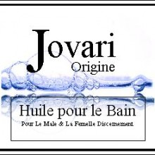 jovari bath oil