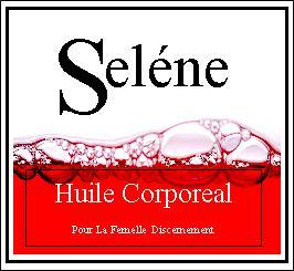 Selene Body oil
