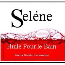 selene bath oil