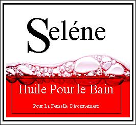 selene bath oil