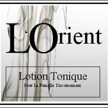 orient lotion tonique