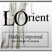 orient body oil