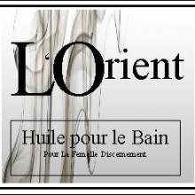orient bath oil