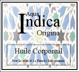 Indica origine Body Oil