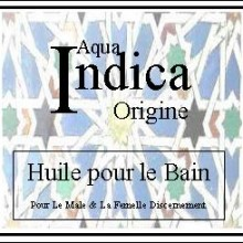indica origine bath oil