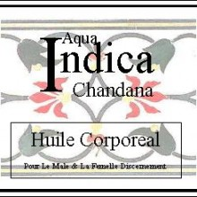 indica chandana body oil