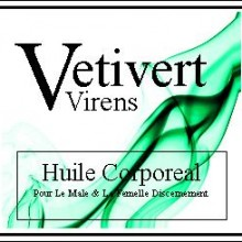 Vetivert Virens Body Oil