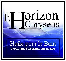horizon bath oil