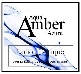 amber azure body lotion