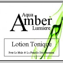 amber lumiere lotion tonique