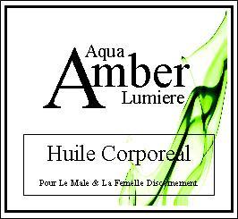 Amber Lumiere Huile Corporeal