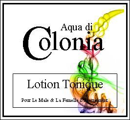 Aqua di Colonia Lotion Tonique