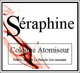 seraphine cologne