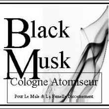 black musk cologne