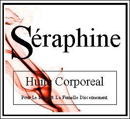 seraphine huile corporeal