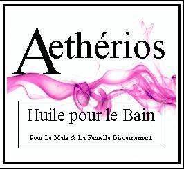 aetherios huile pour le bain